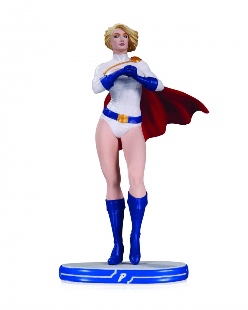 DC Comics Cover Girls - Power Girl Statue