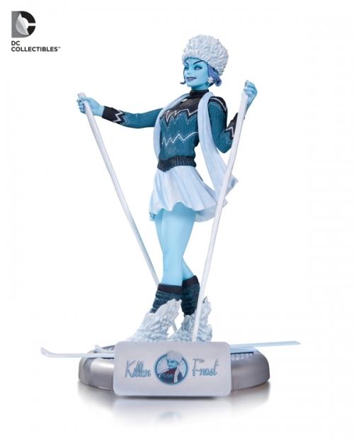 DC Comics Bombshells Statues: Killer Frost