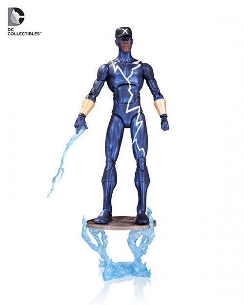 DC Comics Icons - Static Shock Action Figure