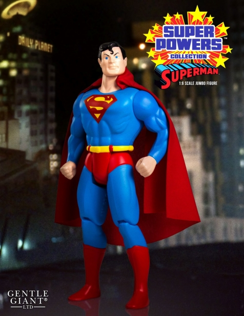 Superman Jumbo Action Figure