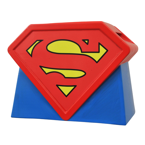 Superman Animated Cookie Jar