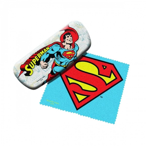 Superman Eyeglass Case