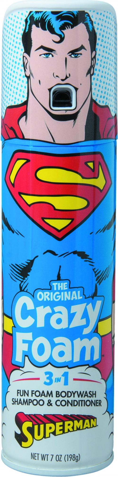 crazy-foam-superman
