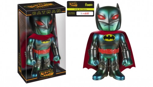 Funko NVS Batman Sofubi