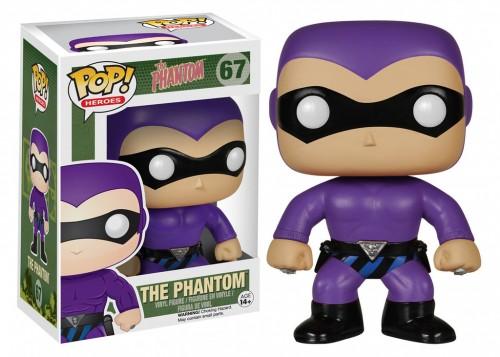Funko Pop! Heroes: The Phantom