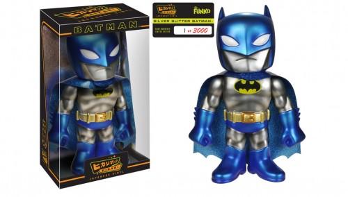 Funko Silver Glitter Batman Sofubi
