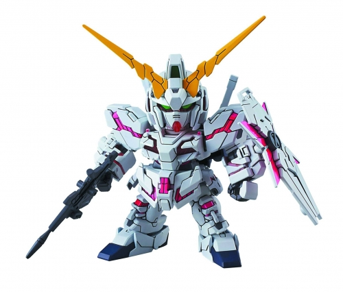 Gundam Unicorn Mini Figure