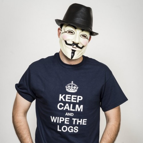 Keep Calm and Wipe the Logs T-Shirt