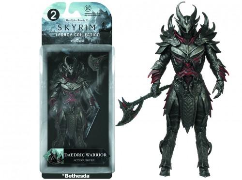 Skyrim Legacy Collection - Daedric Warrior