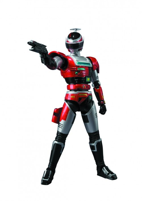 Special Rescue Police Winspector Action Figure