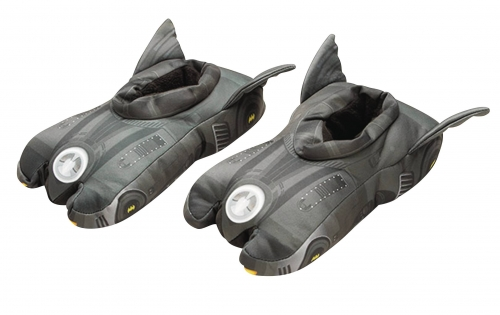 Batman 1989: Batmobile Slippers