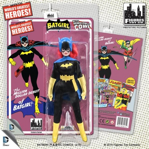 Batman First Appearance Retro - Batgirl