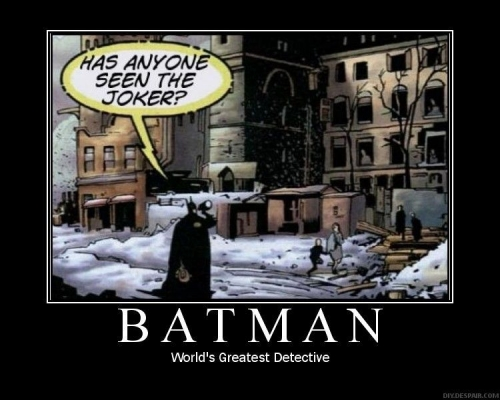 Batman - World's Greatest Detective