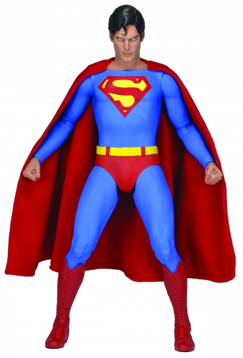 Christopher Reeve as Superman 1/4 Scale Action Figure