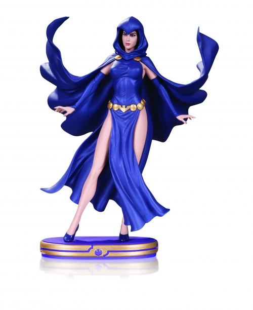 DC Comics Cover Girls - Raven Statue