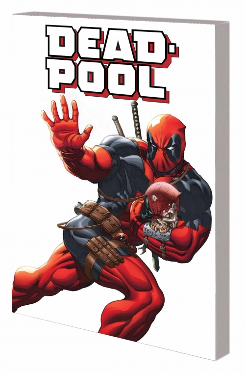 Deadpool Classic Vol. 11 - Merc With A Mouth