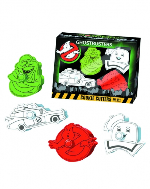 Ghostbusters Cookie Cutters