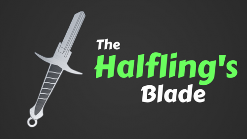 The Key Armory - The Halfling's Blade