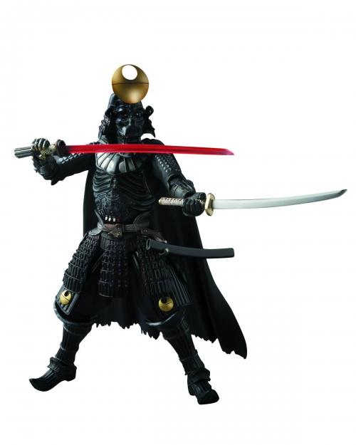 Death Star Samurai Darth Vader