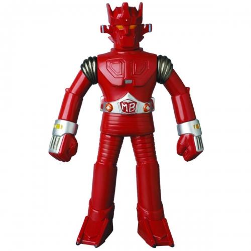 Super Robot Mach Baron Hyper Edition Sofubi