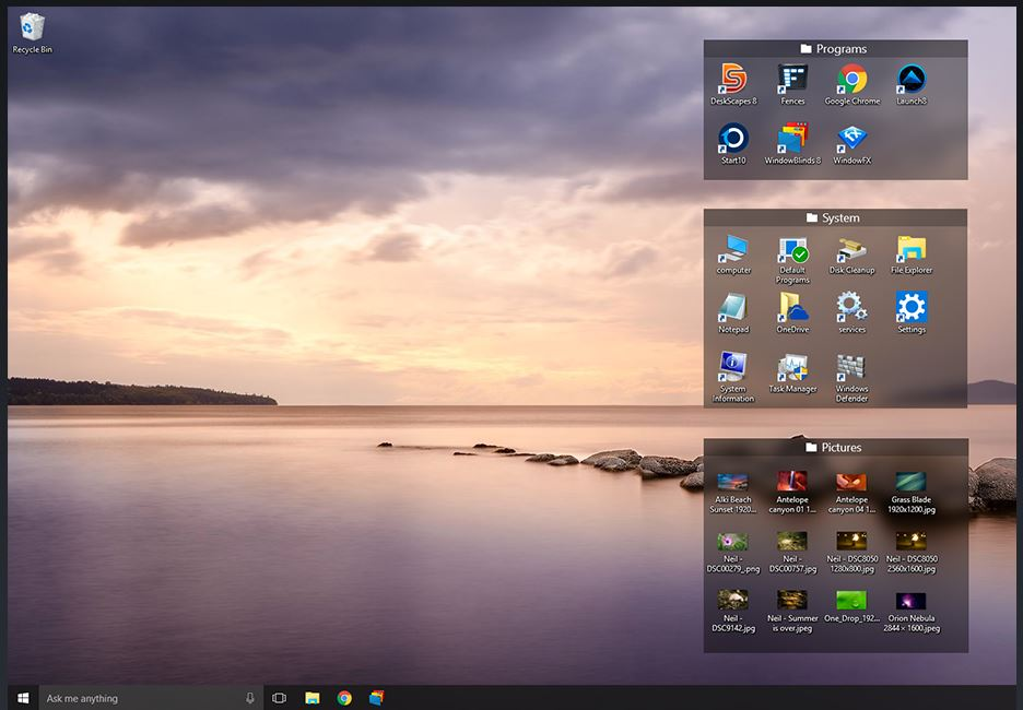 Stardock Fences Windows 8. toda edicion battled exempli Code Sierra CLUB