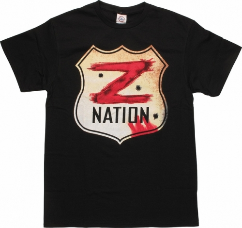Z Nation T-Shirt
