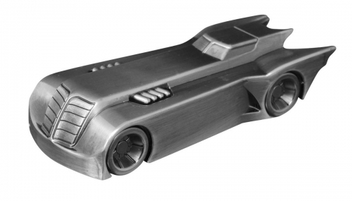 Batman Animated Series Batmobile Metal Bottle Opener