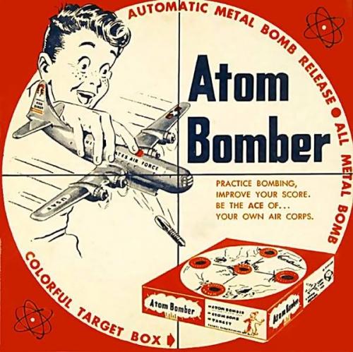 Atom Bomber Game