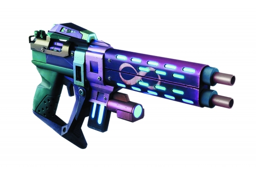 Borderlands 2 Infinity Pistol Replica