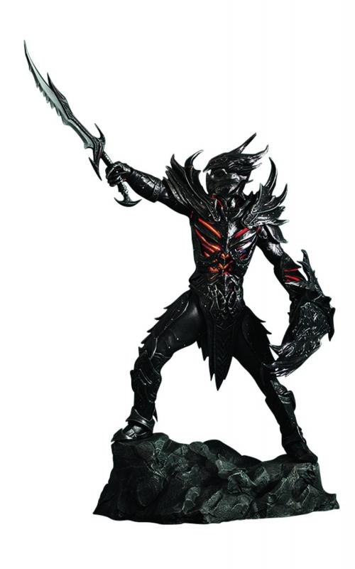 Daedric Armor Statue