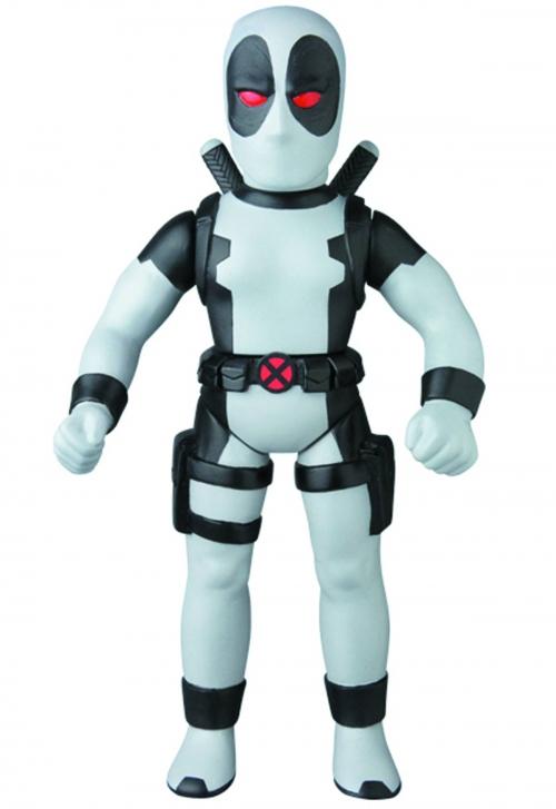 Deadpool Sofubi - X-Force Gray