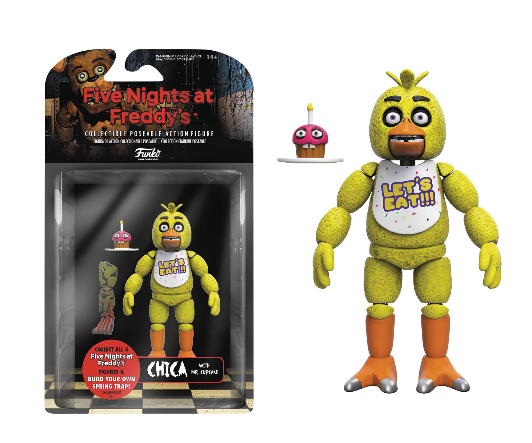 5 Nights At Freddy Toys : Toys brian rnell