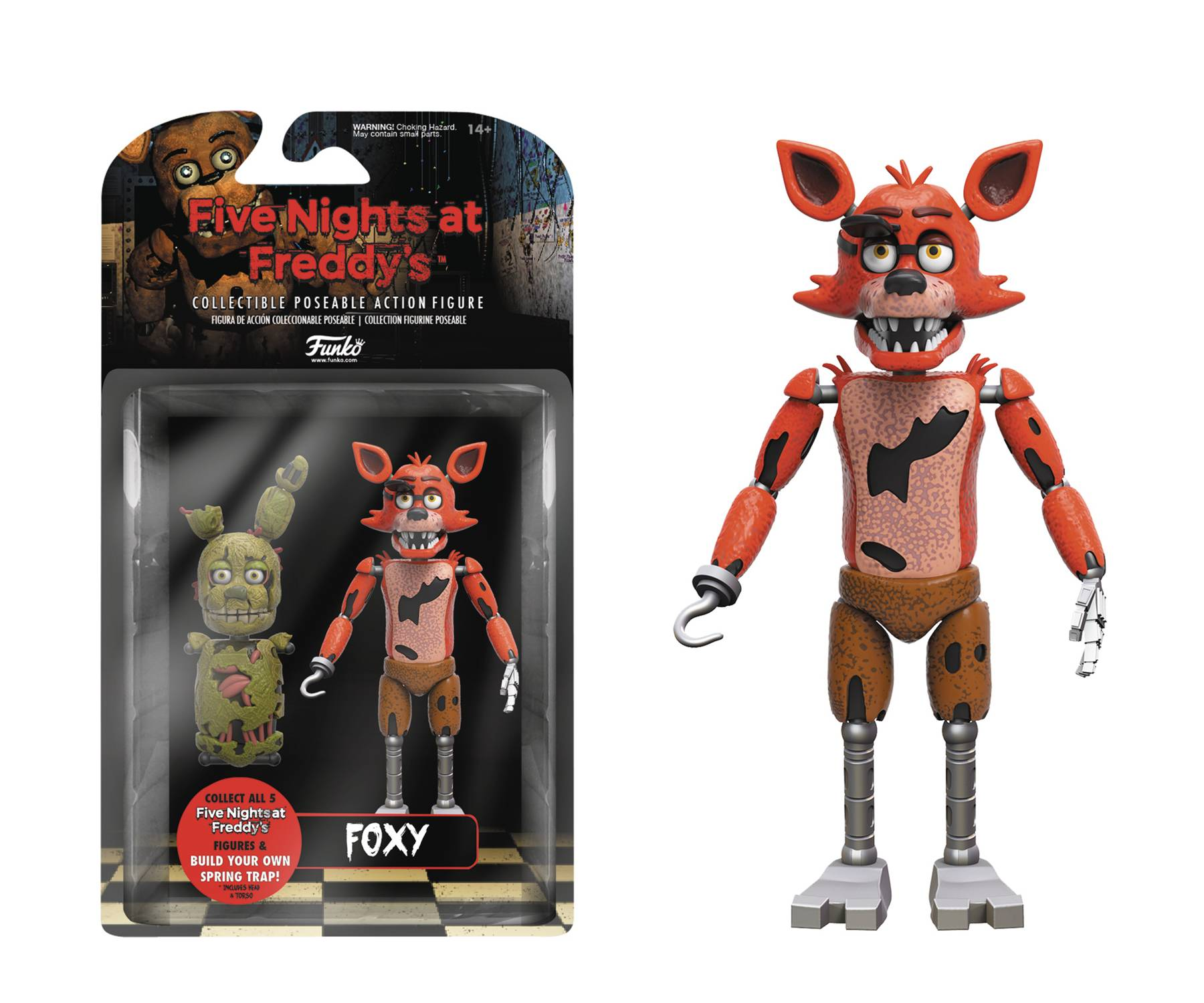 Funko S Five Nights At Freddy S Action Figures Brian