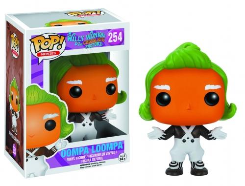 Funko Pop! Oompa Loompa Vinyl Figure
