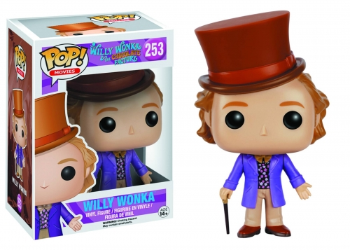 Funko Pop! Willy Wonka Vinyl Figure