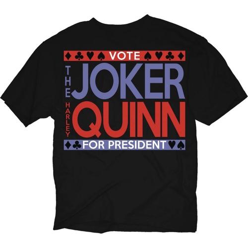 Vote Joker-Quinn for President