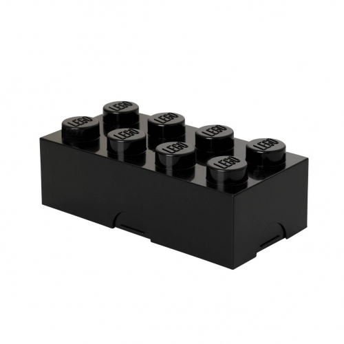 Lego Storage Brick - Black
