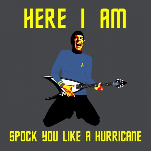 Spock You Like A Hurricane