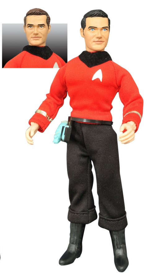 Star Trek Retro Cloth Security