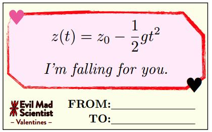 Valentines - I'm Falling For You