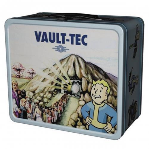 Vault-Tec Tin Tote