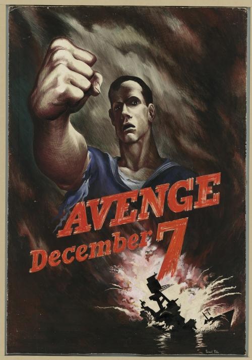 avenge-december-7-poster