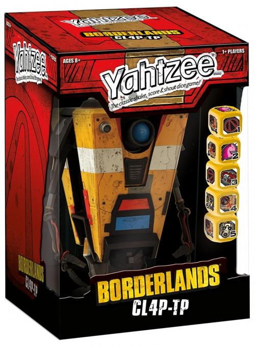 Borderland Yahtzee