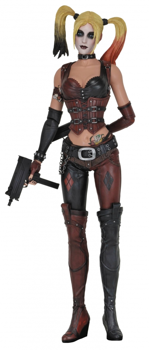 1/4 Scale Harley Quinn Action Figure