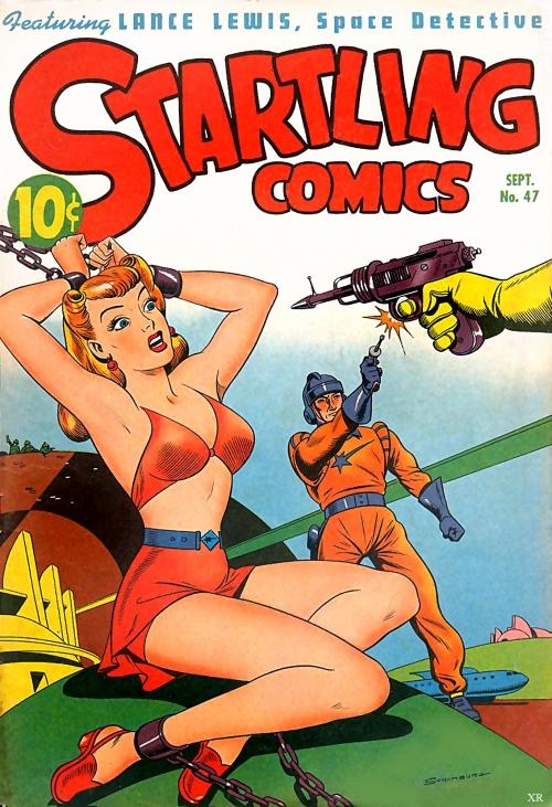 Startling Comics - Issue 47