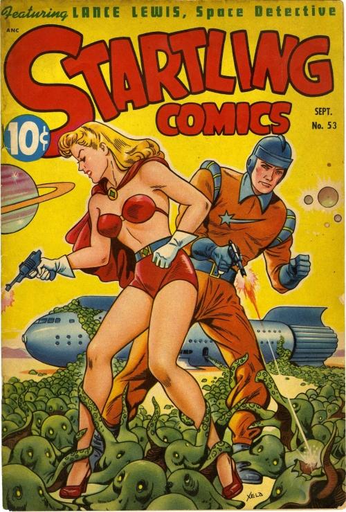 Startling Comics - Issue 53