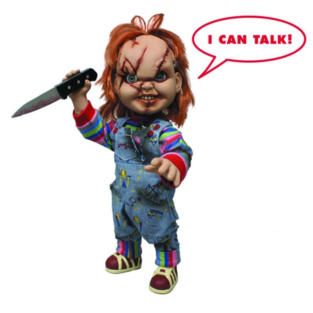 """Mezco 15"""" Talking Chucky Doll"""