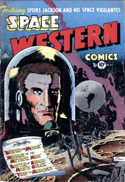 Space Western Comics - Issue 43