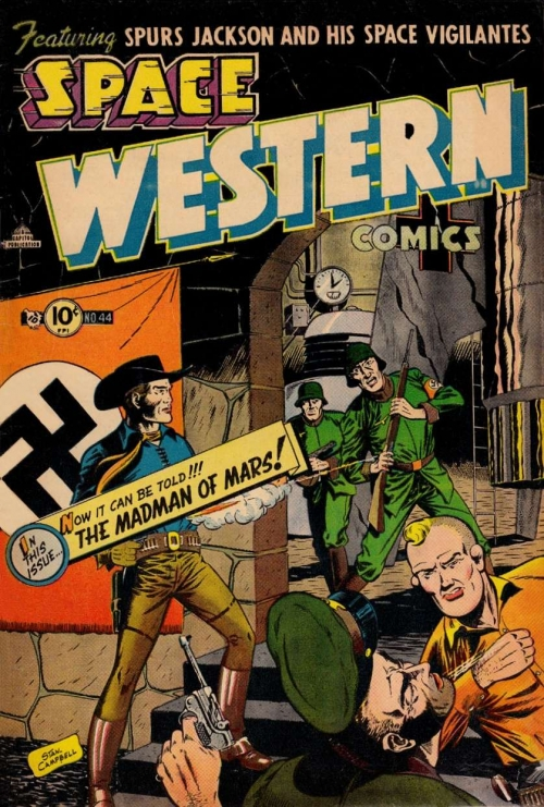 Space Western Comics - Issue 44