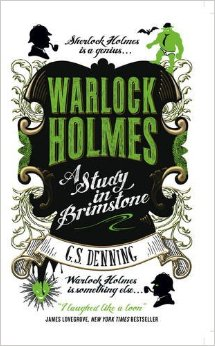 Warlock Holmes Cover